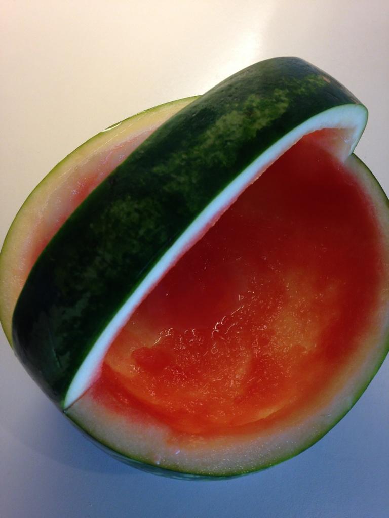 Melon kuttet